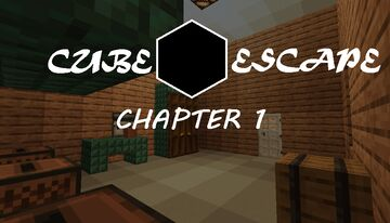 "Qube escape chapter 1 ""Exit The Room"" Minecraft Map & Project"