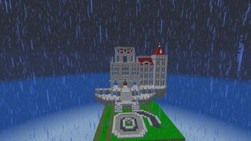 Gotham city and wayne manor [ Lego Batman The Movie ] Minecraft Map & Project