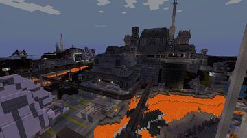 Sullust, age Civil War (Star Wars planet) Minecraft Map & Project