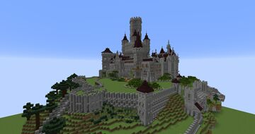 Marianburg Minecraft Map & Project