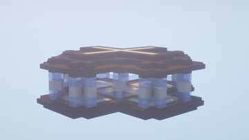 Skywars Waiting Hub Minecraft Map & Project