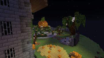 halloween lobby Minecraft Map & Project