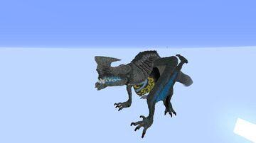 Otachi from Pacific Rim Minecraft Map & Project