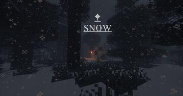 Snow (in progress) Minecraft Map & Project