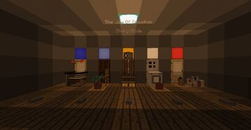 The Joy of Creation Story Mode [Mod + resource pack needed] Minecraft Map & Project