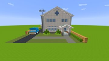 Andys House (Toy Story) Minecraft Map & Project