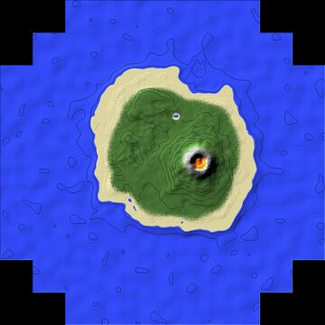 Maw Island (Download) Minecraft Map & Project