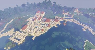 Aurelian Empire Minecraft Map & Project