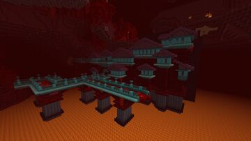 1.16 Nether Fortress Remake Minecraft Map & Project