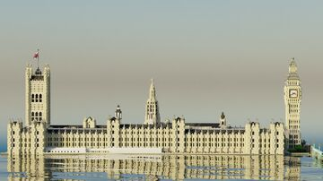 Palace of Westminster Minecraft Map & Project