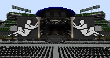 Madonna - The Blonde Ambition Tour Minecraft Map & Project