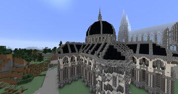 NIF Opera Minecraft Map & Project