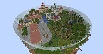 Vanitas V2 SG Map - Rebuild By xHuN Clan Minecraft Map & Project