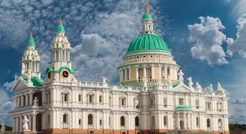 St Paul's Cathedral Minecraft Map & Project