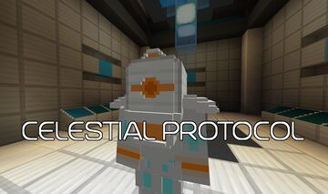 Celestial Protocol [WIP] [1.16 Sci-Fi Adventure Map] Minecraft Map & Project