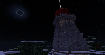 Wizard Tower - Survival Build Minecraft Map & Project