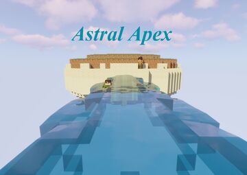 Astral Apex Minecraft Map & Project