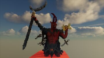 Demon Organic | DOWNLOAD SCHEMATIC here! Minecraft Map & Project