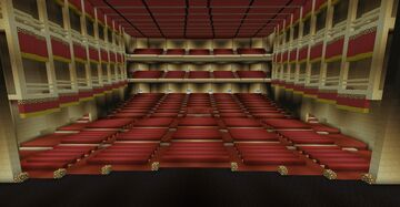 Steps Theatre Minecraft Map & Project