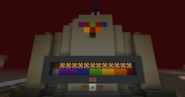 The Button! Hermitcraft S7 (By: Mumbo Jumbo) On CovfefeCraft server Minecraft Map & Project