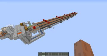 4.5 stack of furnaces smelter  by R_G_autominer Minecraft Map & Project
