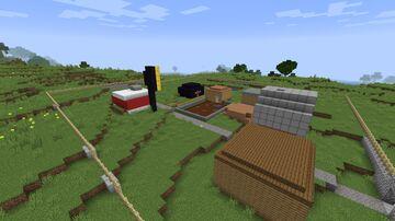 A Short Fetchquest Minecraft Map & Project