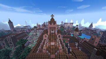 Basilica di San Matteo Minecraft Map & Project