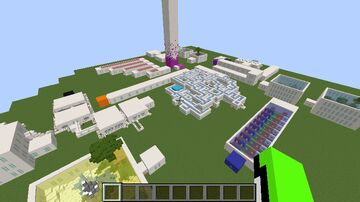 Complete the monument map :D Minecraft Map & Project