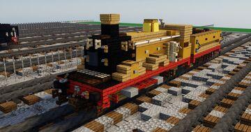 LBSCR Class B1 Minecraft Map & Project