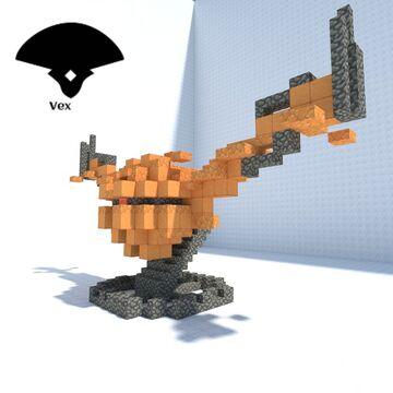 Destiny 2: The Vex Minecraft Map & Project