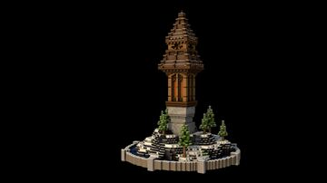 Just a little tower Minecraft Map & Project