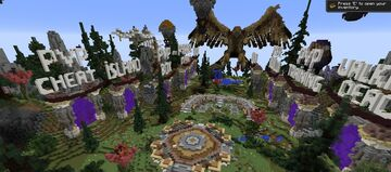 Map Hub/Lobby Minecraft Map & Project