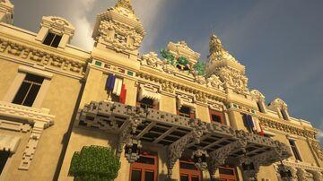 Casino de Monte-Carlo Minecraft Map & Project