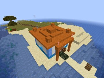 Eynnom's House 2 Minecraft Map & Project