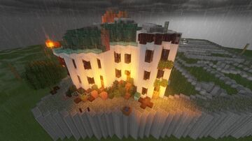 Brooklyn WOODEN townhouses   Rosengton Minecraft Map & Project