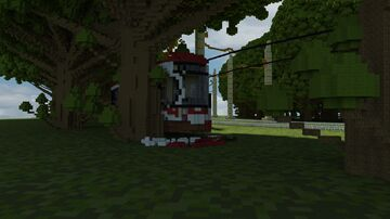 Tram accident Minecraft Map & Project