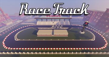 Race Track - 1.12 Minecraft Map & Project