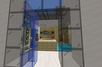 Module House 1 Minecraft Map & Project