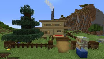 Starter House of Minecraft 2020 Minecraft Map & Project