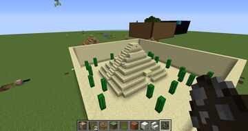 Find the Hidden Button (Medium Editiion) Minecraft Map & Project