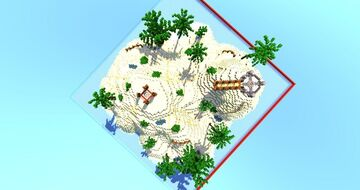 Minecraft | Faction Koth | 150x150 Minecraft Map & Project