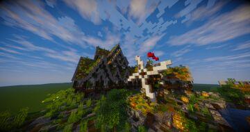 Steampunk Mansion [Schematic] Minecraft Map & Project