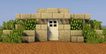 Jurassic Park 1993 Emergency Bunker Minecraft Map & Project