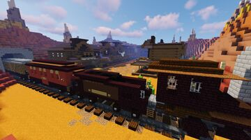 UHC Practice PvP Map Minecraft Map & Project