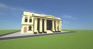 THE ORGG THEATRE (1.12.2/1.14.4) Minecraft Map & Project
