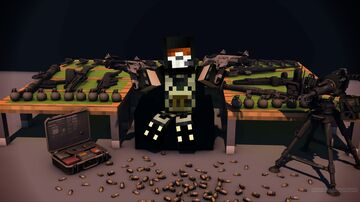 Minecraft Call Of Duty Minecraft Map & Project