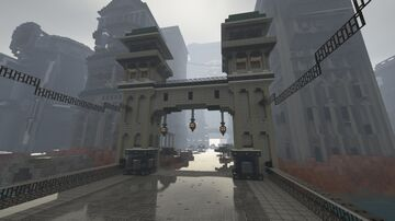 BCRAFT NARUTO | HIDDEN RAIN Minecraft Map & Project