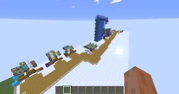 the most efficient and fastest farms Minecraft Map & Project