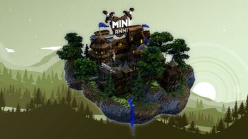 Military Fortress ❯ Hub [VIEW ONLY] Minecraft Map & Project