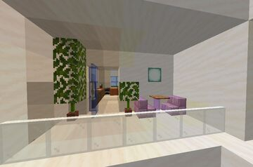 Module House 2 Minecraft Map & Project